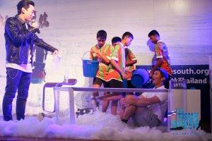 Ice Bath Challenge 1