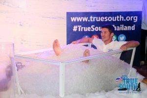 Ice Bath Challenge 5