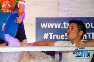 งานแถลงข่าวเปิดตัวโครงการ TJ's True South 20