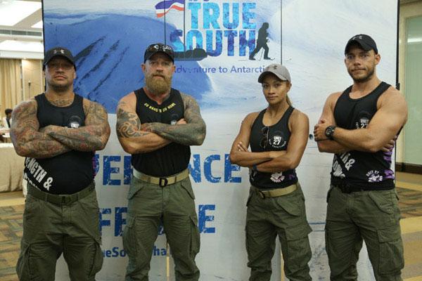 โครงการ TJ's True South จุดท้าทายและพิสูจน์ความเข้มข้นของการฝึกบูทแค้มป์